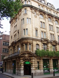 Ivy House, Holborn, WC1