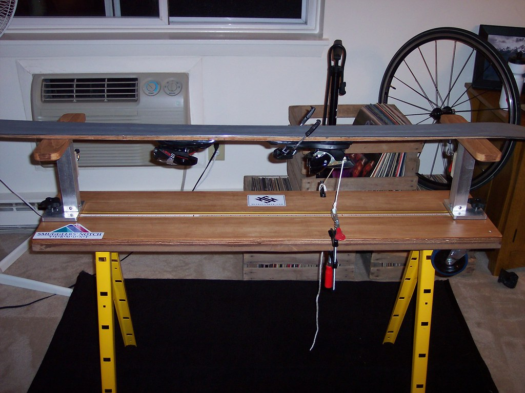 Build Wax Bench Images