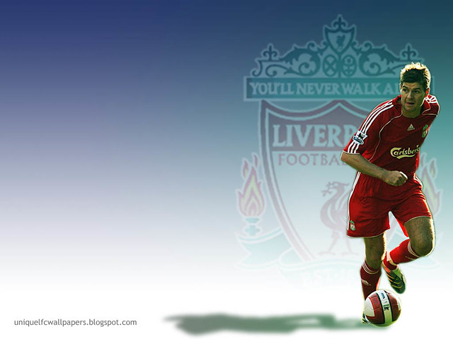 Steven Gerrard Wallpaper 5 Jack Dante Flickr