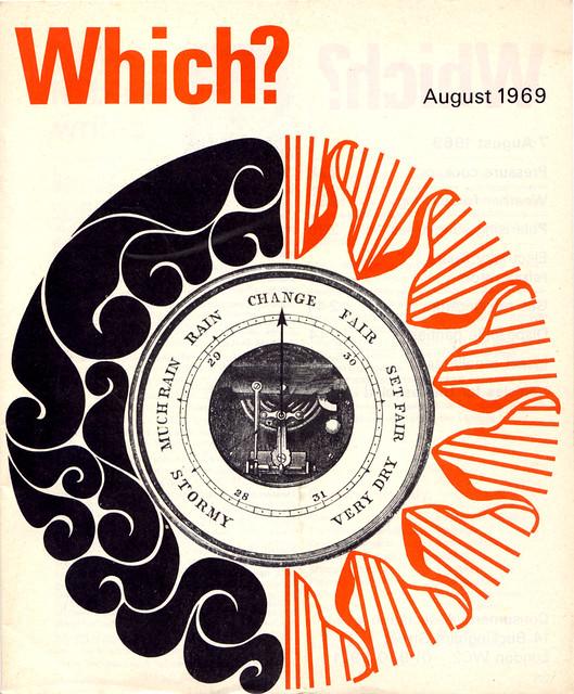 Which? Magazine August 1969