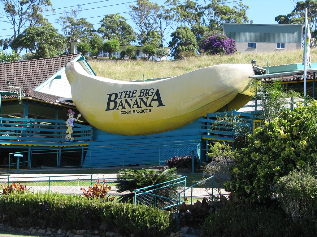 "The ""Big Banana"""