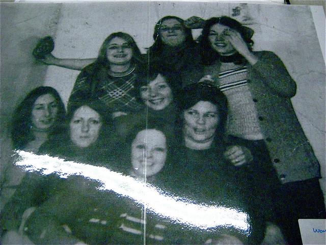 women prisoners, armagh prison, 70's belfast
