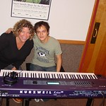 Jamie Cullum in WFUV's Studio A with Rita Houston
