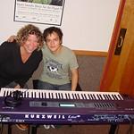 Jamie Cullum in WFUV's Studio A with Rita Houston