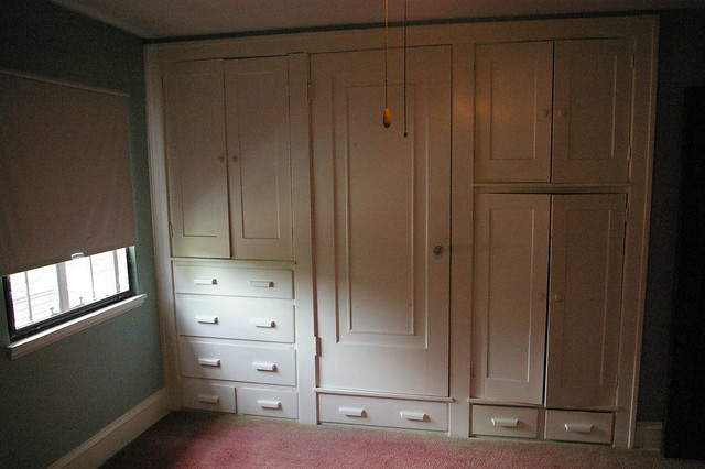 Bedroom Built In Cabinets Built Ins Traditional Bedroom