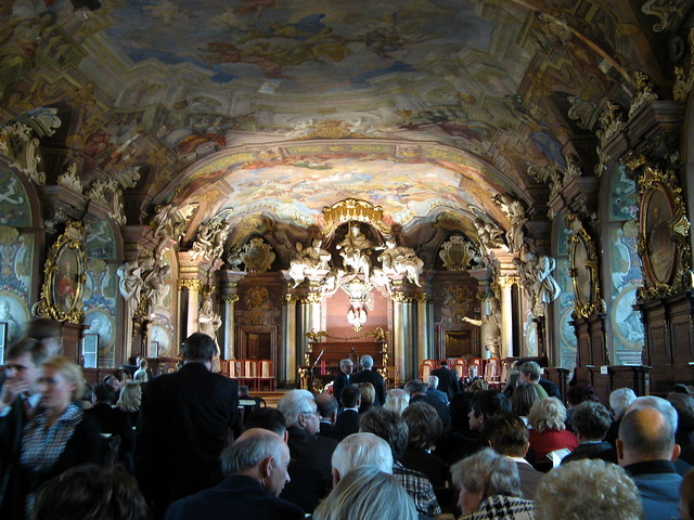 Aula Leopoldina in Poland