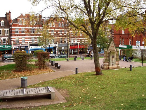 Streatham Green, London Borough of Lambeth, SW16