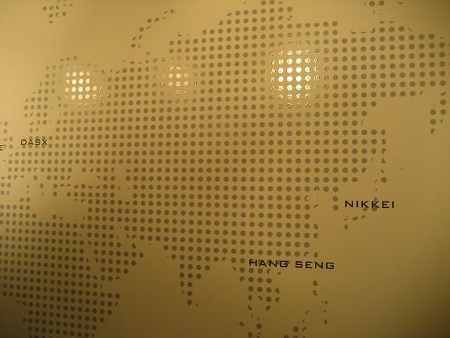 World Map Wall Tattoo | Flickr - Photo Sharing!