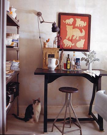 John Derian Home Office