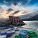 The Boat House (HDR - Levanto, Italy)