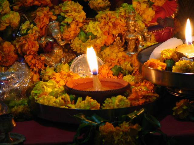 Diwali Puja should be done at an appropriate Diwali Puja Muhurat