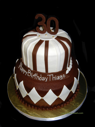 Ideas For 30th Birthday Cakes For Men