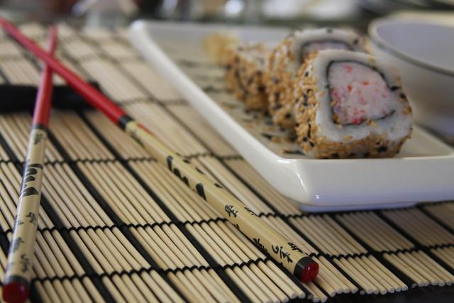 Você está comendo Sushi errado