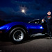 Brett and His Corvette by CCBImages