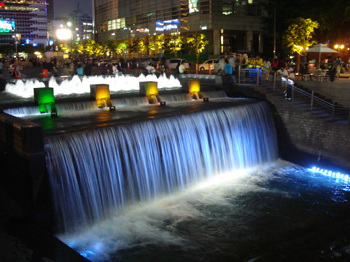 Cheonggye Waterfall
