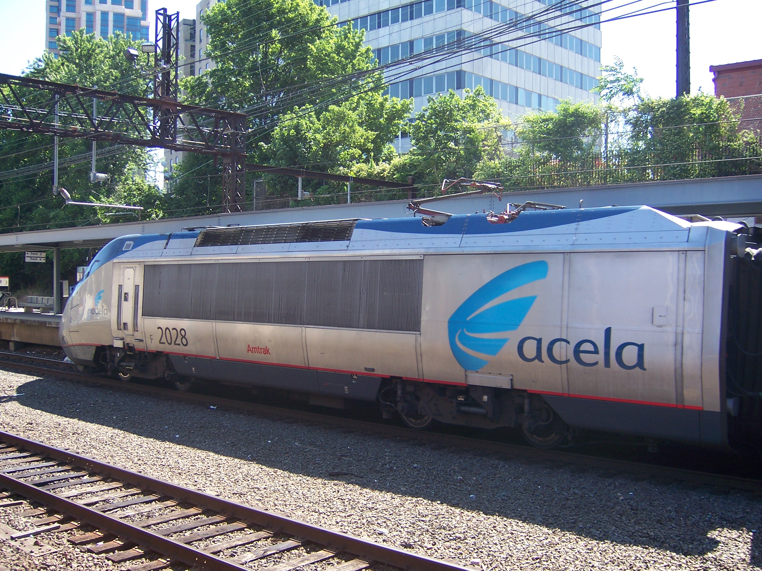 Acela Train Nyc To Portsmouth Rhode Island
