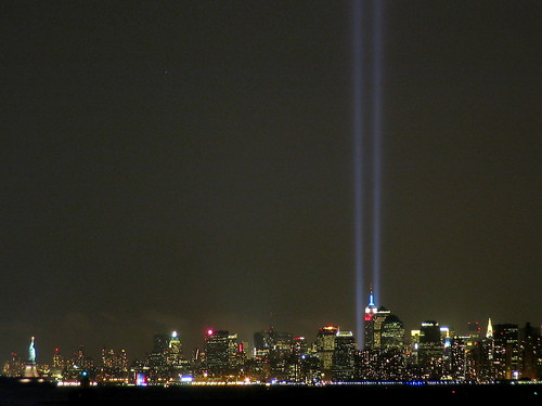 Tribute in Light, 9/11/03