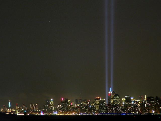 Tribute in Light, 9/11/03