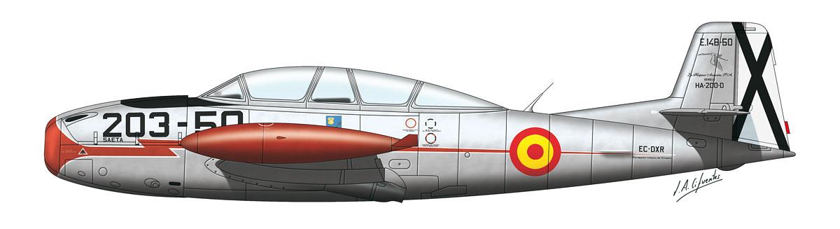 Hispano Aviación Saeta 01