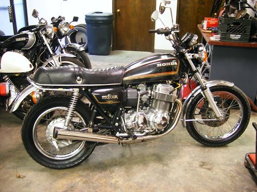 1978 Honda Cb750 K  1300