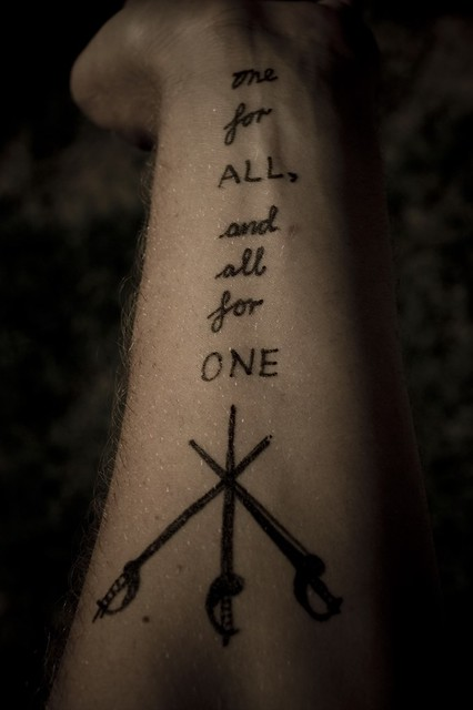51 One For All...