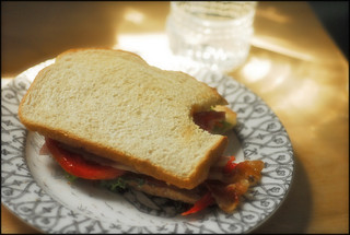 #230: confessions of a BLT virgin