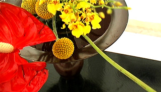 Flower Arrangement Detail