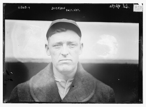 [Walt Dickson, Boston NL (baseball)]  (LOC)