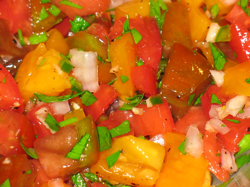 Pico de gallo by nonelvis, on Flickr