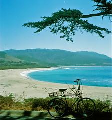 Shade at Carmel River Beach