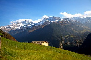 Swiss mountains #1