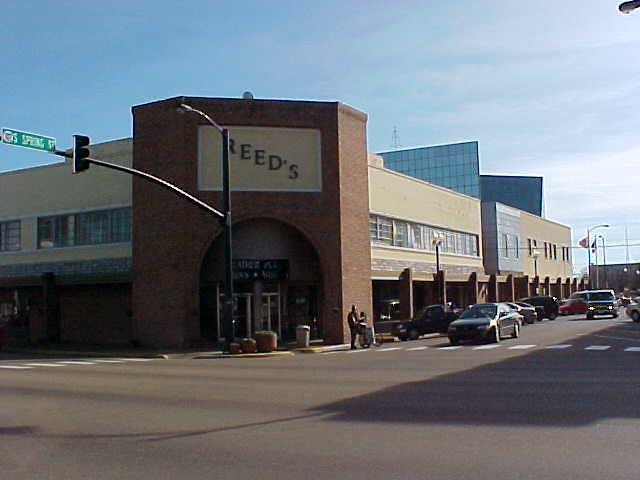 Reeds Department Store Downtown Tupelo Mississippi