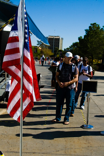 Early Voting at UNLV