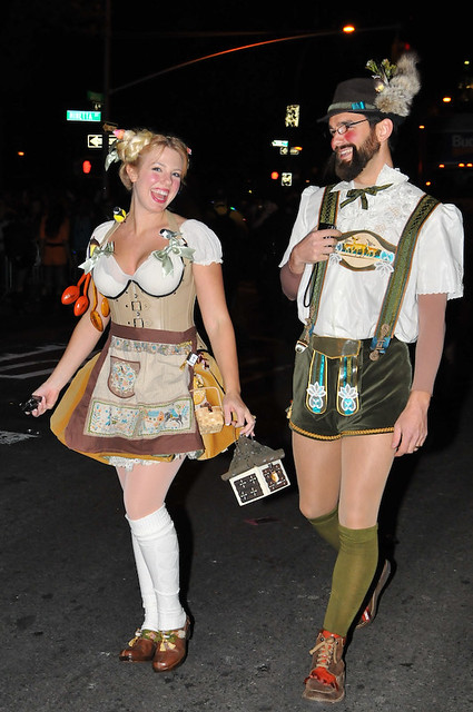Bavarian Couple  sc 1 st  Flickr & Creative Cool (and not so much but funny) Couples Costumes - a ...