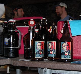 Obama Chocolate Stout