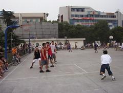 sport venue, sports, streetball,