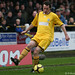 Sutton v Notts County - 08/11/08