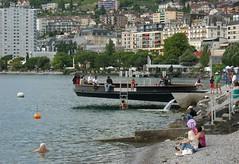Montreux (VD) - Switzerland - Août 2008