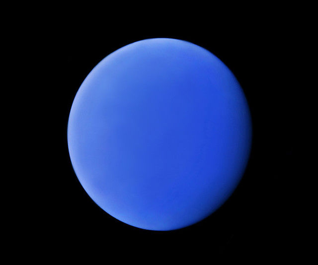 planet neptune color - photo #7