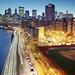 5 PM New York City by Tony Shi Photos