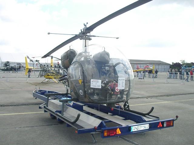 Bell 47 G3 B1
