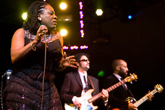 Sharon Jones & The Dap Kings @ Coachella 2008