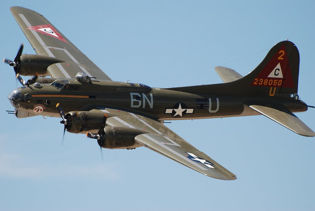 B-17 Bomber  Taken at Spirit  B17 Bomber