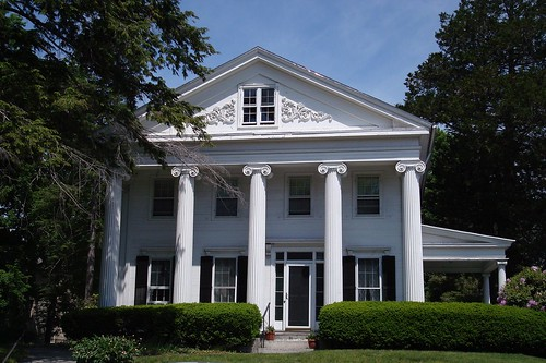 Greek Revival Historic Architectural Style