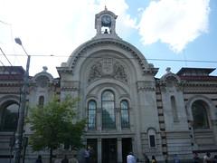 Central Sofia market hall / Централните хали