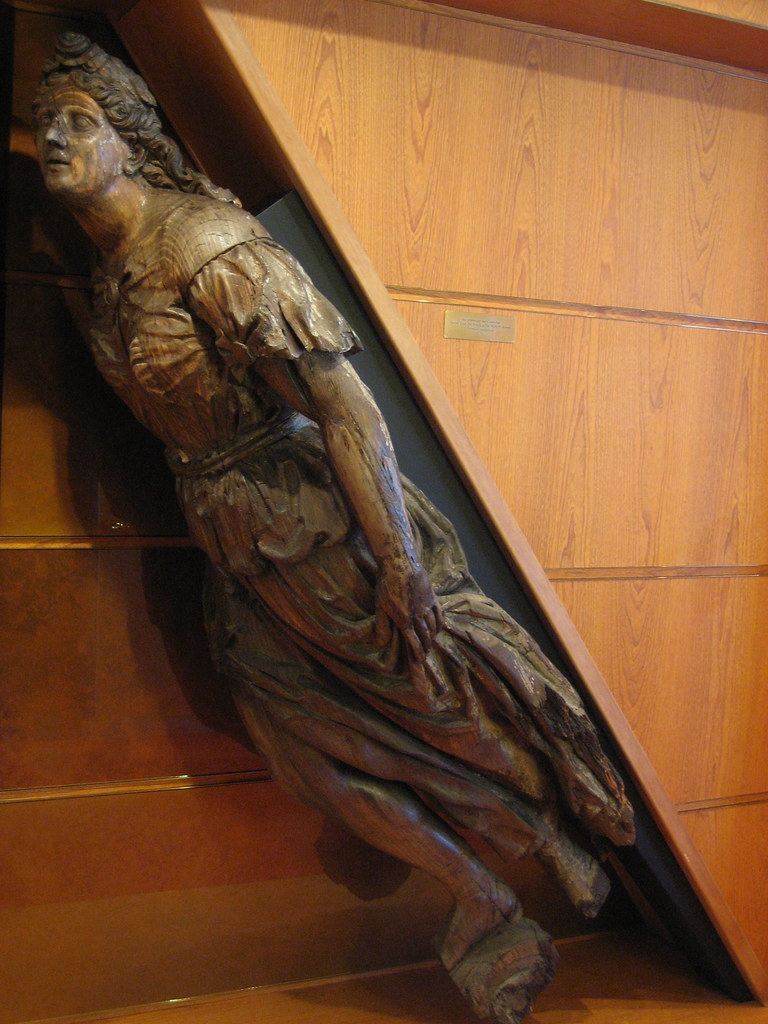 Stern Carving