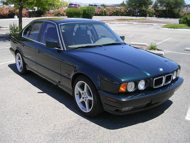 1995 bmw 540i 008 flickr photo sharing. Black Bedroom Furniture Sets. Home Design Ideas
