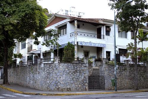 CPTLN Venezuela headquearters in Caracas in 2003.
