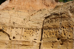ancient history, cliff dwelling, formation, geology, badlands, rock,