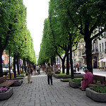 Lithuania-Kaunas-The City